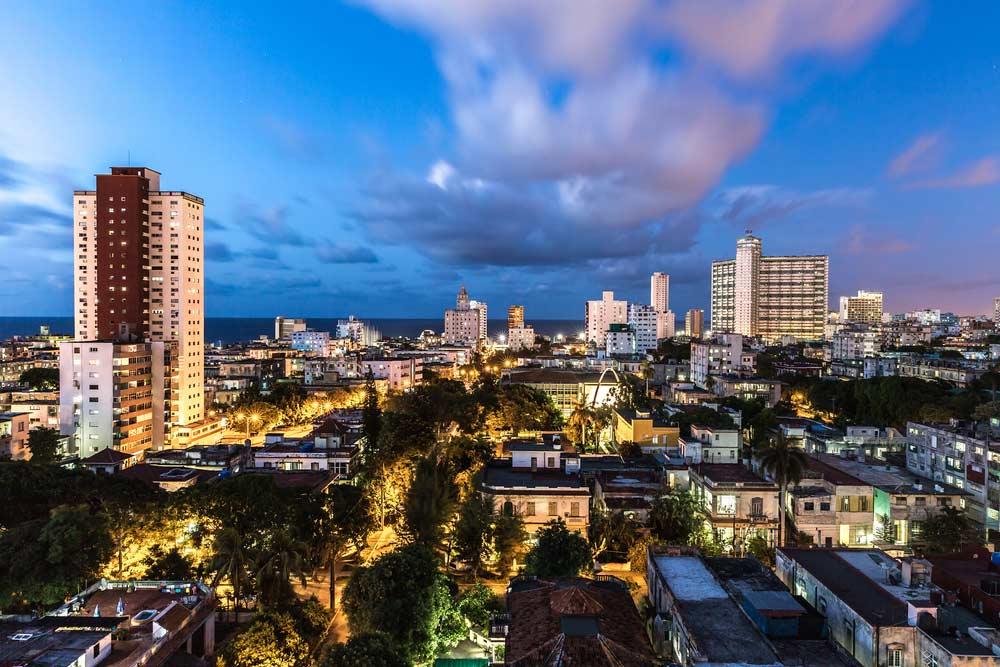 Charter Flights from Miami to Havana, Cuba